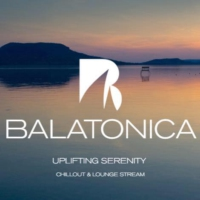 Logo of radio station Balatonica Radio