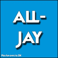Logo of radio station All-Jay