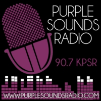 Logo of radio station Purple Sounds Radio