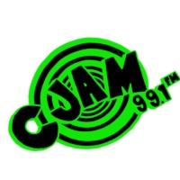 Logo de la radio CJAM 99.1 FM