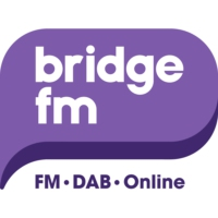 Logo de la radio Bridge FM 106.3