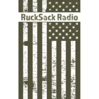 Logo of radio station Rucksack Radio