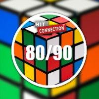 Logo de la radio 80's / 90's - Hit Connection Radio