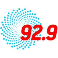 Logo of radio station 92.9 Perth PMFM