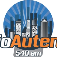 Logo of radio station Radio Auténtica 540
