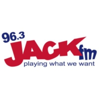 Logo de la radio WCJK Jack 96.3