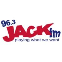 Logo de la radio WCJK Jack 96.3