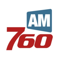 Logo of radio station KFMB AM 760