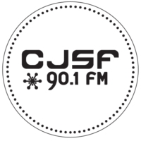 Logo of radio station CJSF 90.1