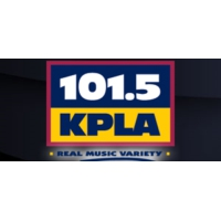 Logo of radio station KPLA 101.5