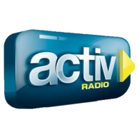 Logo of radio station Active FM - St Etienne