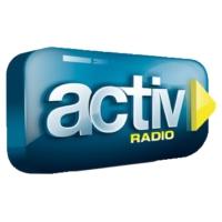 Logo of radio station Activ FM - St Etienne