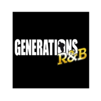 Logo of radio station Générations R&B