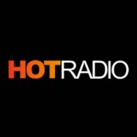 Logo of radio station Hot Radio 102.8