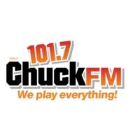 Logo de la radio WAVF 101.7 Chuck FM