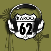 Logo of radio station Karoo 62 Radio