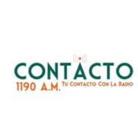 Logo of radio station Contacto AM