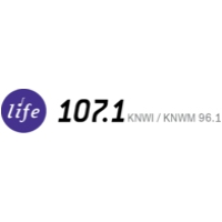 Logo of radio station KNWI