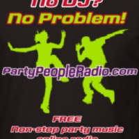 Logo of radio station PartyPeopleRadio