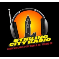 Logo de la radio Stirling City Radio