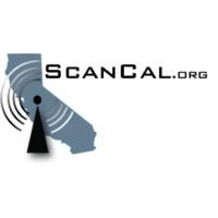 Logo de la radio ScanCal Fire Scanner