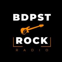 Logo of radio station BDPST ROCK Rádió