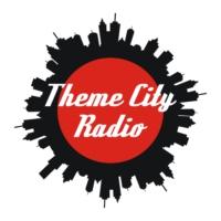 Logo of radio station Theme City Radio