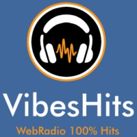 Logo of radio station VibesHits
