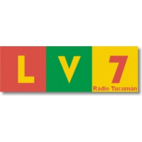 Logo of radio station Lv7 - Radio Tucumán