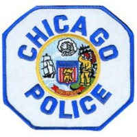 Logo of radio station Chicago Police