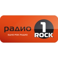 Logo of radio station Радио 1 Рок