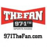 Logo of radio station WBNS - The Fan