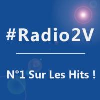 Logo of radio station Radio2V