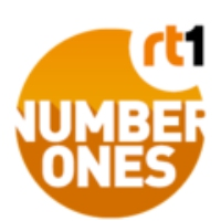 Logo of radio station RT1 Numbers One