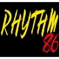 Logo de la radio Rhythm 86