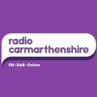 Logo of radio station Radio Carmarthenshire