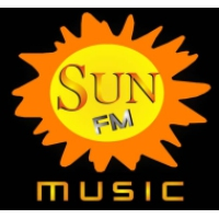 Logo of radio station Sun FM Music