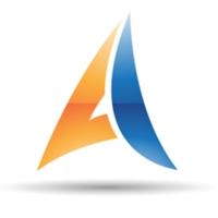Logo of radio station Atlantica