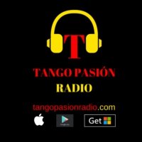 Logo de la radio Tango Pasión Radio