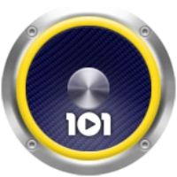 Logo of radio station 101.ru - Euro Hits