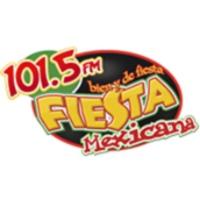 Logo of radio station XHAS-FM Fiesta Mexicana 1410 AM