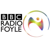 Logo of radio station BBC Radio Foyle