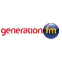 Logo of radio station Génération FM