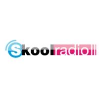 Logo of radio station Skool-Radio