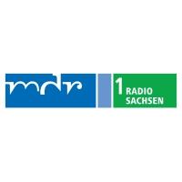 Logo of radio station MDR 1 Radio Sachsen