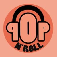 Logo of radio station POP N' ROLL