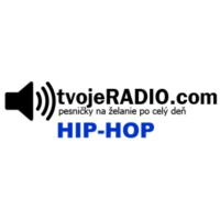 Logo of radio station tvojeRADIO.com Hip-Hop