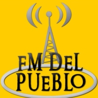 Logo of radio station FM del Pueblo