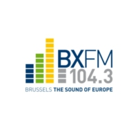 Logo of radio station BXFM