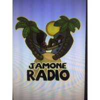 Logo of radio station jamoneradio